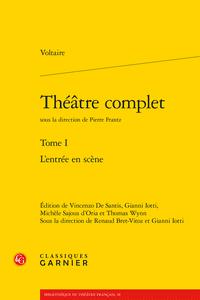 Théâtre complet de Voltaire