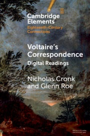 Voltaire's Correspondence, Digital Readings
