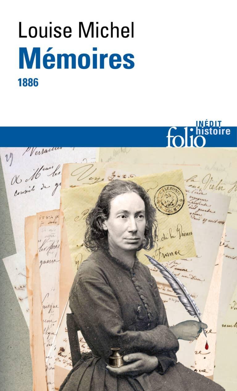 couverture Mémoires de Louise Michel