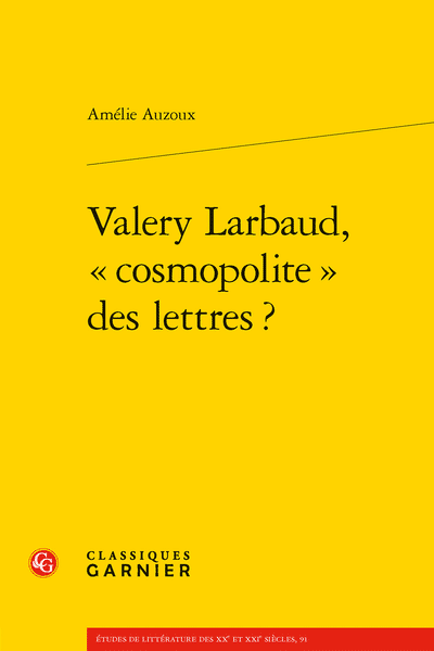 couverture Larbaud
