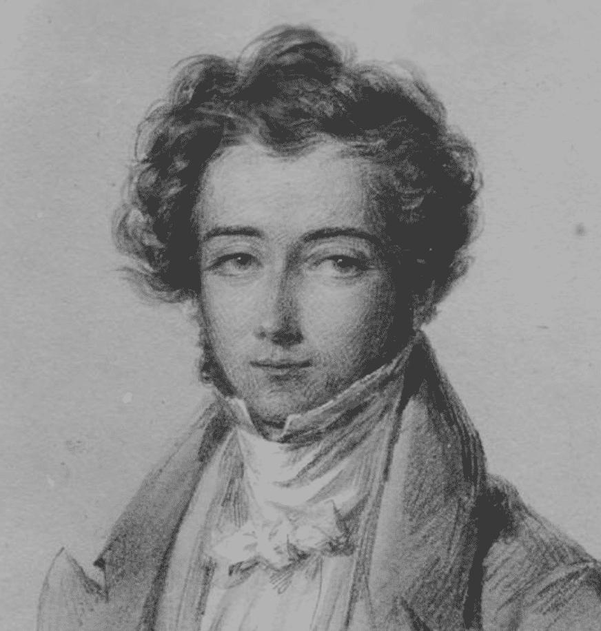 Portrait Tocqueville