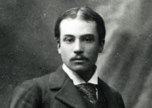 Portrait Valery Larbaud. Domaine public